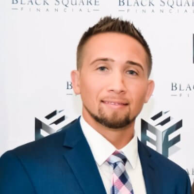 Jordan Freeborn Co-Founder Black Square Financial Structured Settlement Brokers
